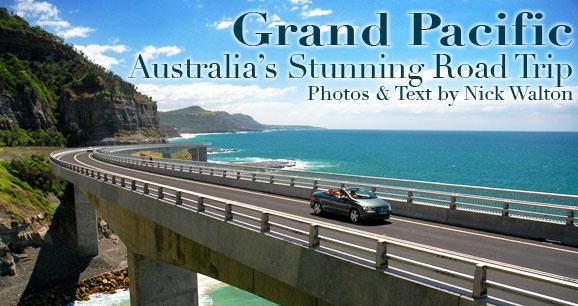 Australia's Grand Pacific Drive