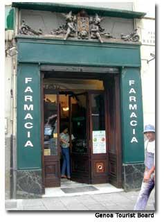 Farmacia San Bartolomeo