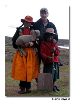 Peruvian Shepherdesses