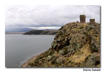 Sillustani Funeral Towers Peru