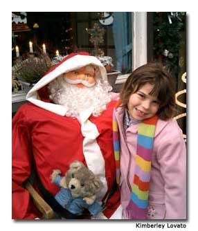Monschau's Christmas Market is a wonderful experience to share with children.