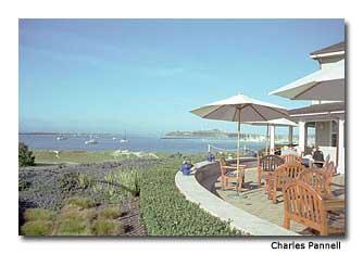 the Beach House view