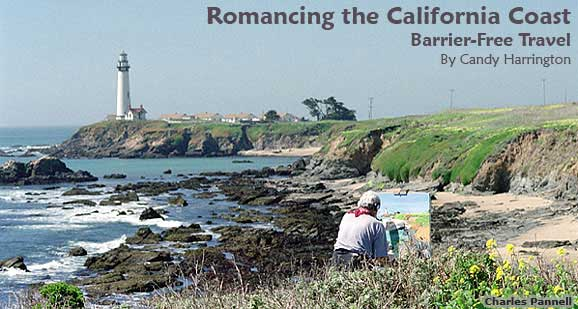 Romancing the California Coast: Barrier-Free Trave