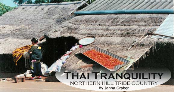 Northern Thailand Is Home To Six Unique Hill Tribes