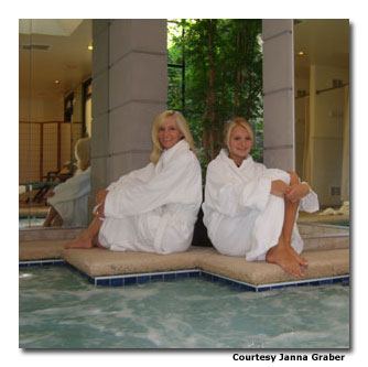 a girls only weekend in phoenix arizona On mother and daughter spa weekend
