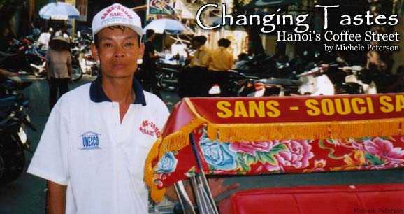 Changing Tastes: Hanoi's Coffee Street