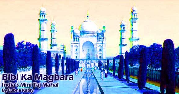 India's Mini-Taj Majal