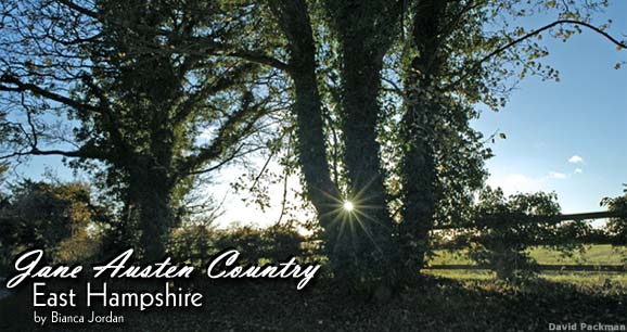 Jane Austen Country: East Hampshire