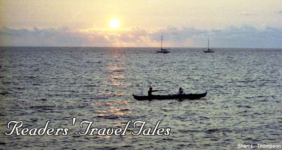 Go World Travel Reader Tales
