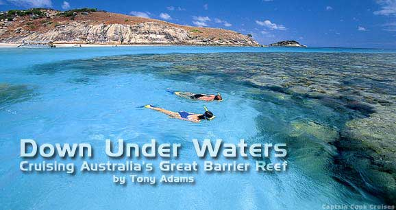 Down Under Waters: Cruising Australia's Great Barrier Reef