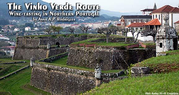 The Vinho Verde Route: Wine-tasting in Northern Portugal