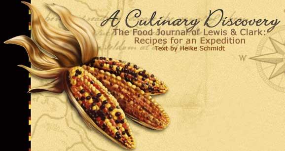 Food Journal of Lewis & Clark