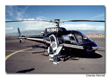 Sunshine Helicopters Accessible Sightseeing Tours