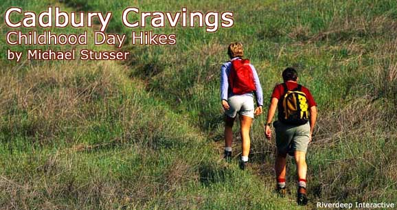 Cadbury Cravings: Childhood Day Hikes