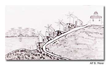 Windmills of Diafani
