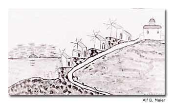 Windmills of Diafani