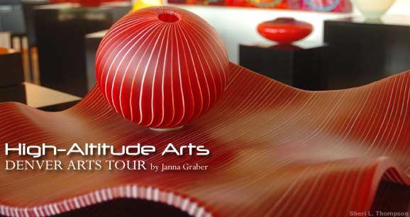 High-Altitude Arts: Denver Arts Tour