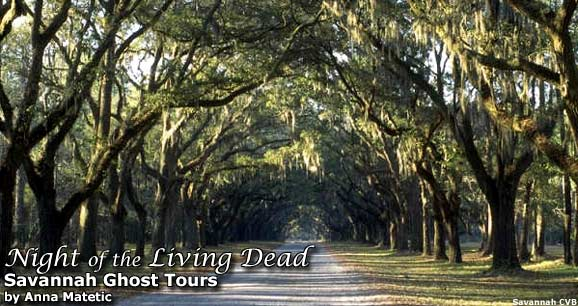 Night of the Living Dead: Savannah Ghost Tours
