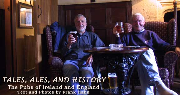 The Pubs of Ireland and England