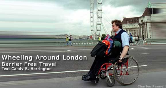 Wheeling around London