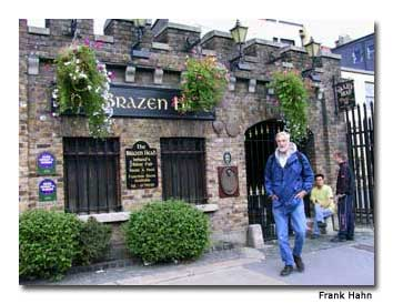 The Brazen Head Pub, Dublin, Ireland
