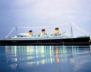 Royal Lady: The Queen Mary Reigns in Long Beach