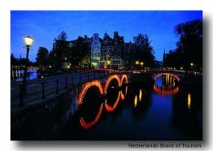 Red Light, Green Light: Travel to Amsterdam