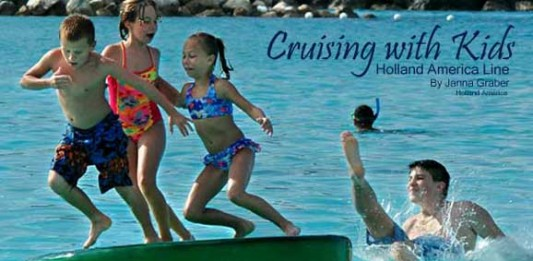 Cruising with Kids: Holland America Line