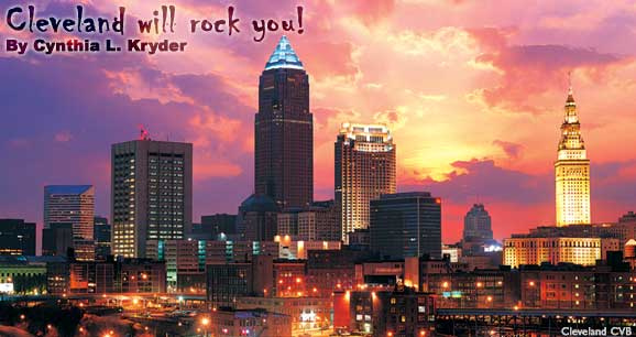 Cleveland Will Rock You!