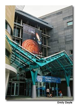 Wellington's Te Papa Tongarewa Museum is said to be the most advanced of its kind in the world.