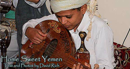 Yemen is becoming a popular tourist destination.