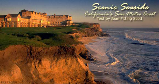 Half Moon Bay is a stunning destination.