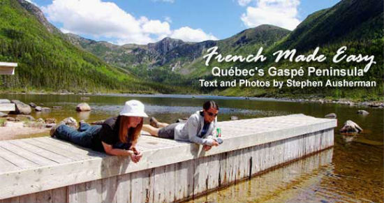 Québec is gaining popularity among visitors.