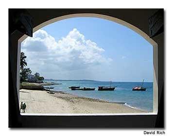 Zanzibar Travel - Sunny beaches grace Zanzibar's shores.