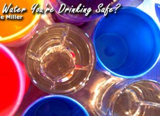 Drinking water safe while traveling?