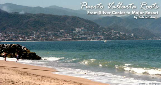 Puerto Vallarta has miles of sandy beaches.