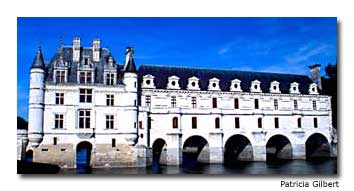 Built across the Cher River, the C hâteau de Chenonceau is a Renaissance masterpiece.