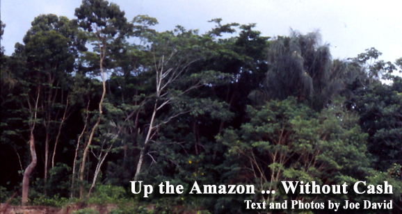 Jungle adventures aren't the only challenge in this Amazon adventure.