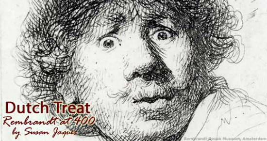 Rembrandt is so influential that there was a huge celebration for his 400th birthday.