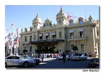 Its famous casino is a money pump for Monaco. Expect James Bond to always win at Bacarrat here.