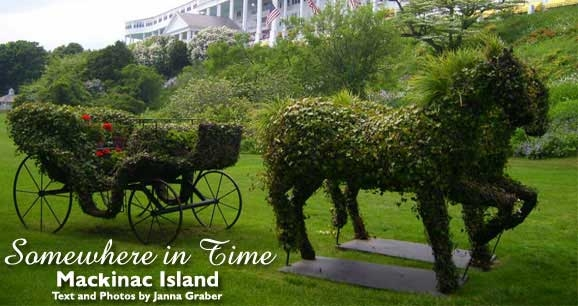 Somewhere in Time: MacKinac Island