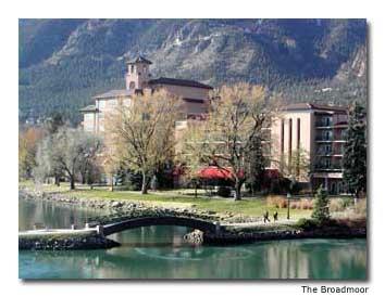 The Broadmoor is a top luxury resort.
