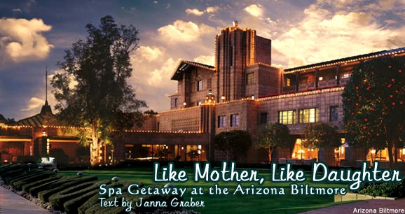 Mother Daughter Spa Day Phoenix