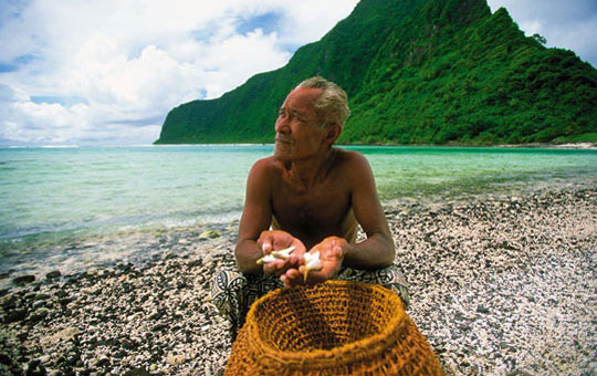 American Samoa is located in the heart of Polynesia.