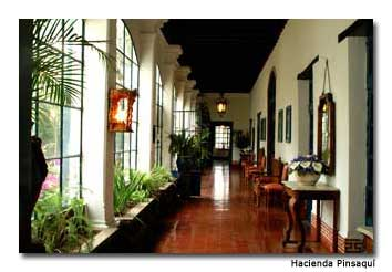 The setting is luxurious without being ostentatious. Even better, Pinsaquí is a great value.