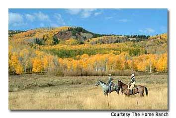 Colorado Dude Ranches: Go West Young Man