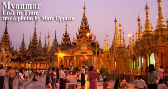 Myanmar is a land of great beauty and intrigue.