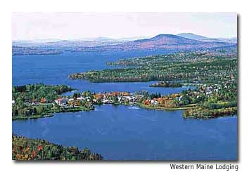The Rangeley Lakes area of Maine provided fodder for several of King's novels.