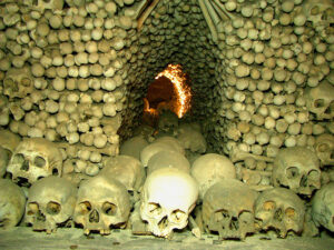 The Skeletons of Sedlec: A Sacred Gallery of Art