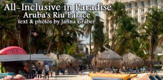 All-inclusive RIU Palace in Aruba